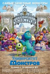 Университет монстров / Monsters University (2013)
