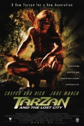 Тарзан и затерянный город / Tarzan and the Lost City (1998)