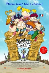 Карапузы в Париже / Rugrats in Paris: The Movie - Rugrats II (2000)